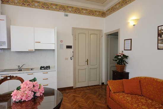 Residence Ortensia: app. 21 - locale soggiorno