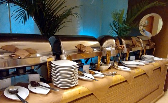 Artisan Family Hotels & Resorts Collection Playa Esmeralda: Buffet