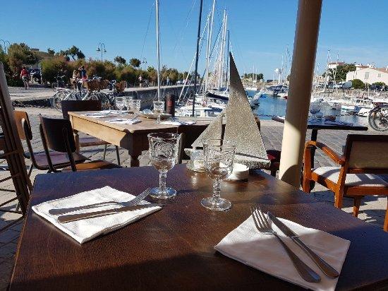Restaurant Saint Martin De Re Tripadvisor