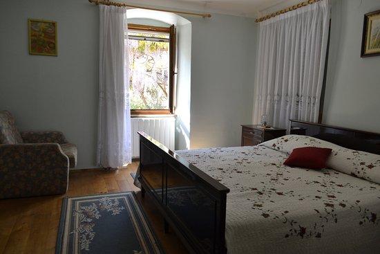 Sveti Martin, Croatia: Bedroom app.Murva