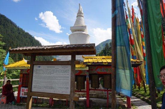 Jiuzailing Temple : เดินตามๆ กันไปค่ะ