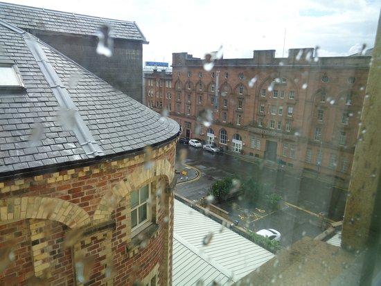 Hallmark Hotel Glasgow: Front of Hotel