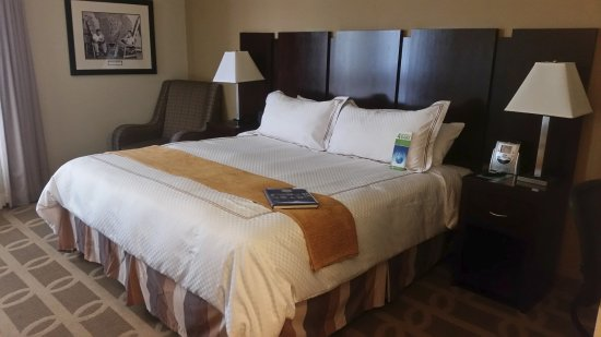 Thunderbird Executive Inn & Conference Center: Extremely clean rooms and quiet...non-smoking, no pets.