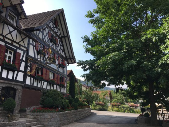 Kappelrodeck, Niemcy: Das Restaurant
