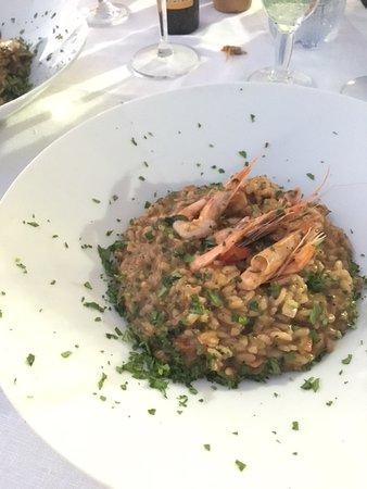 Palma di Montechiaro, Italy: Seafood Risotto