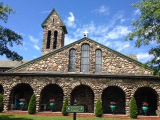 Spencer, MA: Saint Joseph's Abbey