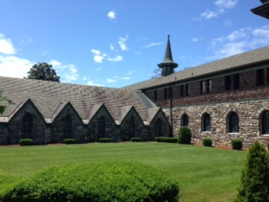 Spencer, MA: Saint Joseph's Abbey