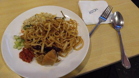 Aston Cengkareng City Hotel & CC: breakfast