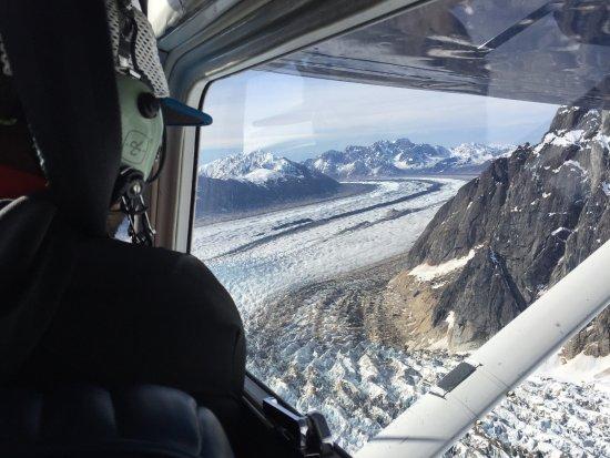 Talkeetna, AK: Air taxi