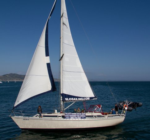 "Avila Beach, CA: ""SPIRIT"" our beautiful 44 ft sailboat"