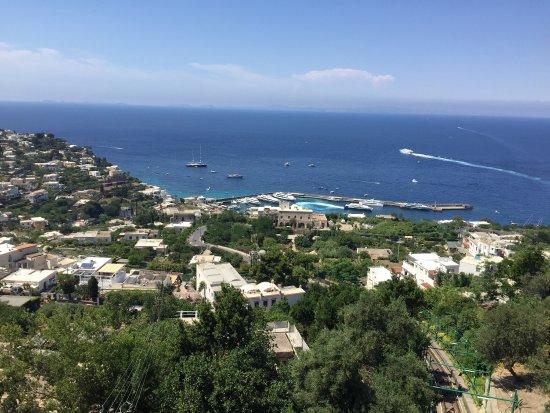 Capri Funicular