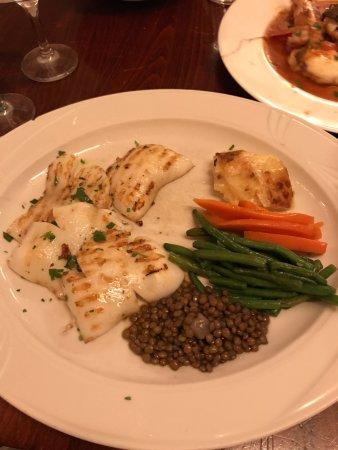 A Tavola: Fisch und Gemüse