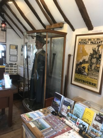 Pevensey, UK: Some photos of the museum