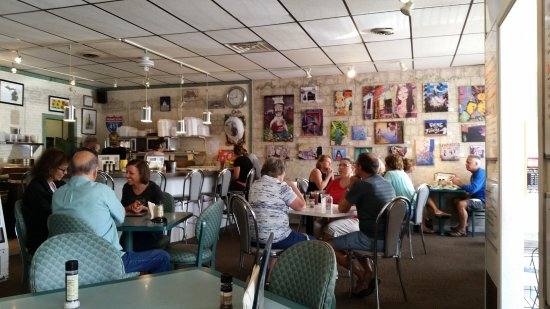 Centre Street Cafe Traverse City Michigan