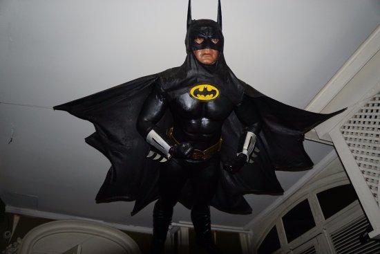 Museu de Cera: Бэтмен