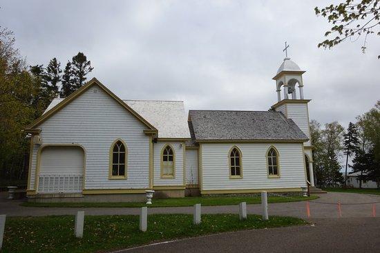 Caraquet, Canada: la chapelle