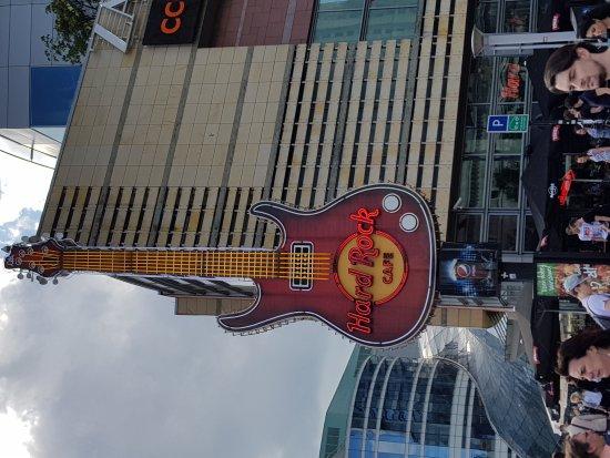Hard Rock Cafe Warsaw: 20170531_164416_large.jpg