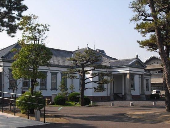 Zentsuji, Japón: 善通寺偕行社外観