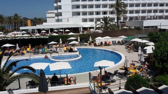Renoviertes Allsun Hotel Hotel Kontiki Playa Playa De Palma