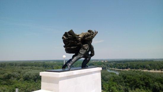 Batina, Chorwacja: statue