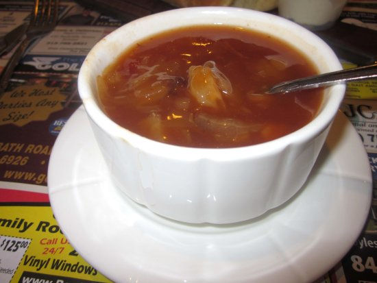 Bristol, PA: Cabbage Beef Soup