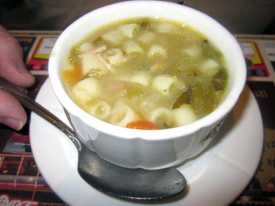 Bristol, بنسيلفانيا: Chicken Noodle Soup