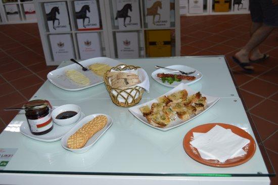 Monsaraz, Portugal: the tasting