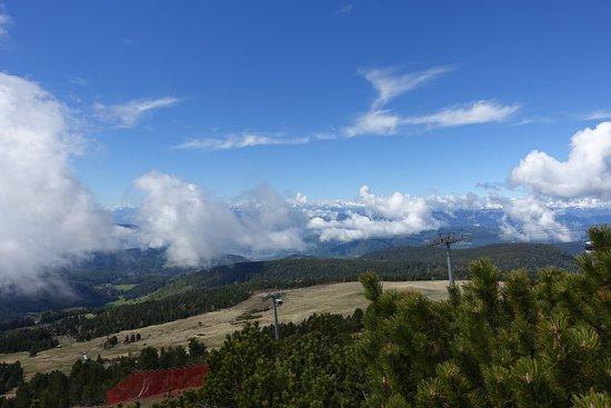 Renon, Italy: Hiking