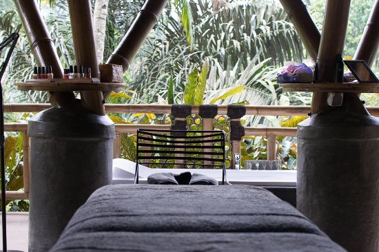 Selemadeg, Indonesia: Tree house spa