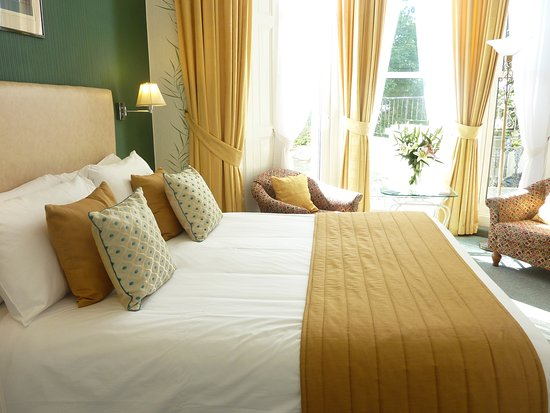 The Iona Torquay : Room 6 Premier Balcony  Room