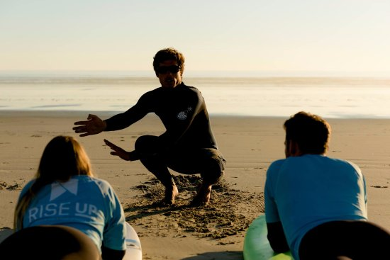 Rise Up Surf Co. La Torche