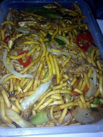 Ennis, Irlanda: Unappetising Noodles
