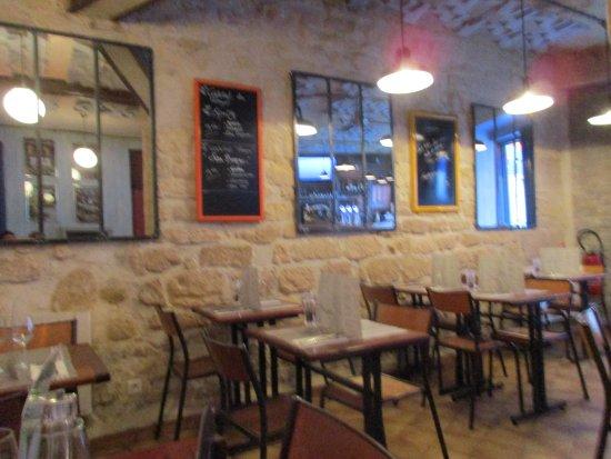 La salle picture of l envers du decor paris tripadvisor