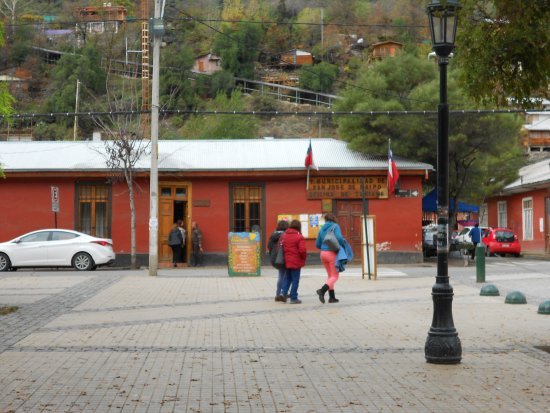San Jose de Maipo, Chili: Plaza de Armas