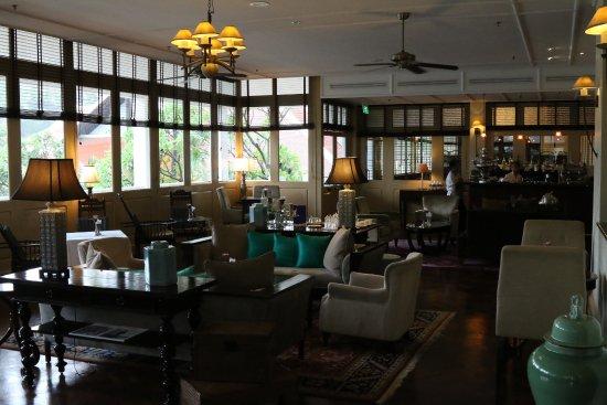 吳哥莱佛士大酒店照片