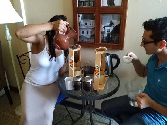 Ciudad Colon, Коста-Рика: Cafe Colon