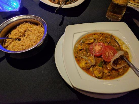Shefield S Curry Restaurants