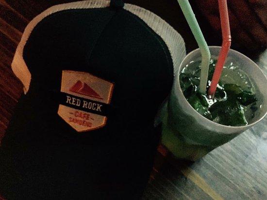 Samoens, Frankrike: Red Rock Café