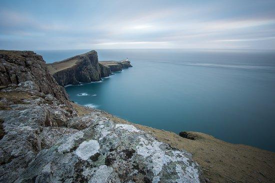 Kinghorn, UK: Neist Point - eine gewaltige Landzunge die am westlichsten Punkt von Skye ins Meer hineinragt