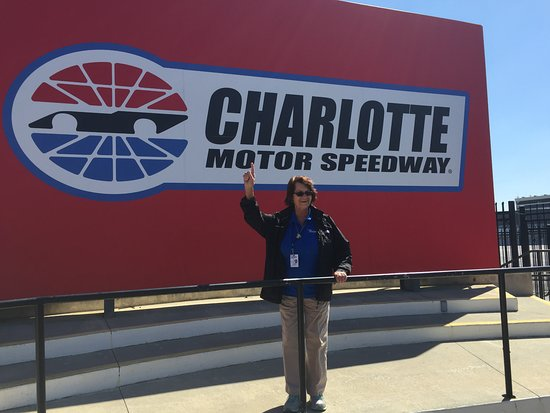 Tour Guide Picture Of Charlotte Motor Speedway Concord