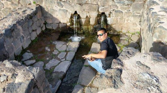 Cusco Region, Peru: Bronnen zorgden voor watervoorraad