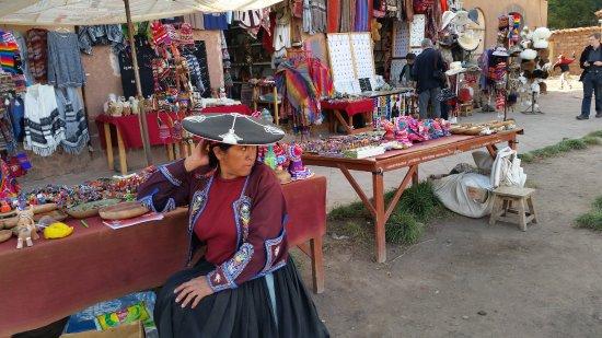 Cusco Region, Peru: Souvenirs kopen ?