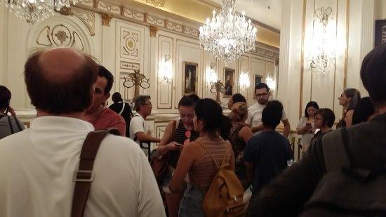 Check In At Paris Hotel Picture Of Paris Las Vegas Las
