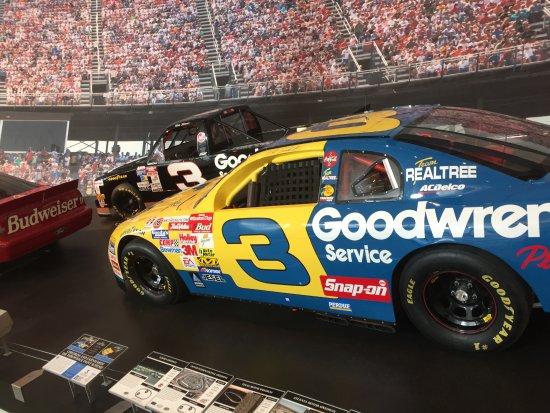 NASCAR Hall of Fame: dale sr