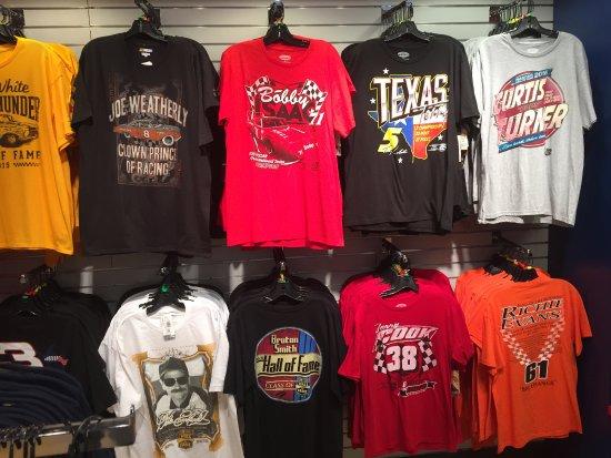 NASCAR Hall of Fame: giftshop