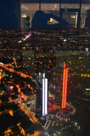 Istanbul Sapphire: вид