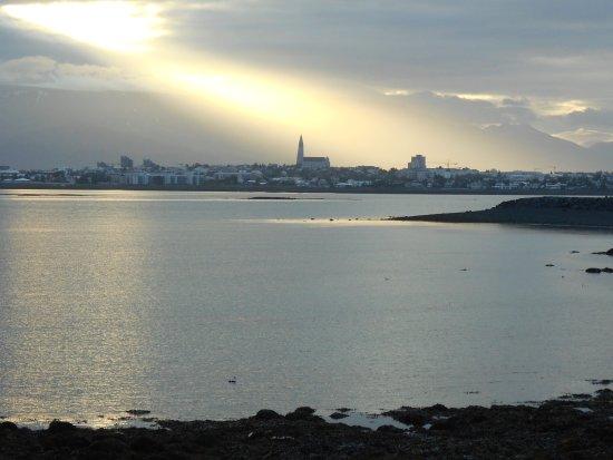 Alftanes, Islândia: okolí