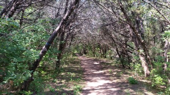 Meridian, TX: On the Bosque Trail