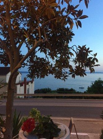 Podstrana, Chorwacja: View