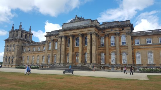 Woodstock, UK: A WONDERFUL DAY OUT